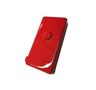97-04 Painted Fuse Box Cover in Torch Red