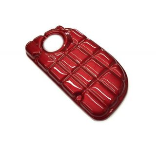 97-04 Painted Radiator Surge Tank Cover in Anniversary Red