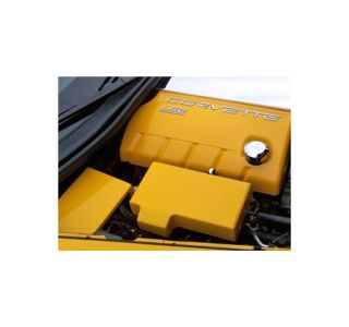 2005-2013 Corvette Painted Fuse Box Cover