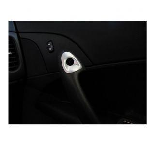 2005-2013 Corvette Aluminum Door Release Bezels