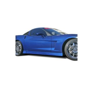 2005-2013 Corvette RK Sport Side Skirts
