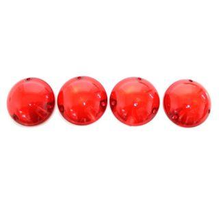 68-73 Tail Light Bubble Lenses (Default)