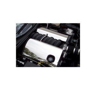2008-2013 Corvette LS3 Stainless 2pc Fuel Rail Covers