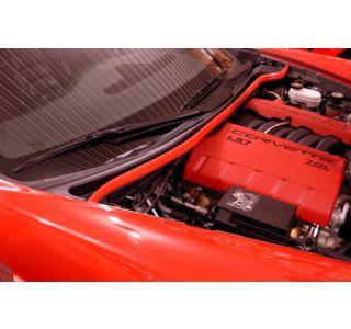 2005-2007 Corvette Colored Underhood Weatherstrip