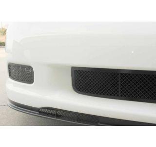 2006-2013 Corvette Z06/GS Blakk Stealth Laser Mesh Front Air Dam Grill
