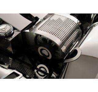 1997-2004 Corvette Alternator Pulley Stainless Dress-Up Kit