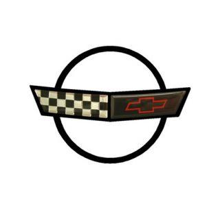 """C4 Corvette Magnet (5"""" x 3"""")"""