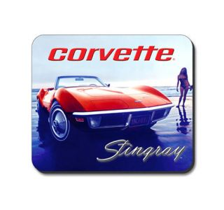 Stingray On The Beach Mouse Pad