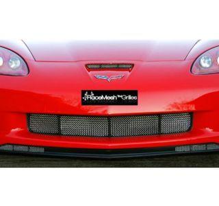 2006-2013 Corvette Z06/GS RaceMesh Front Air Dam Duct Grilles