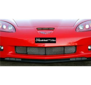 2006-2013 Corvette Z06/ZR1/GS RaceMesh 4-Chamber Front Grille