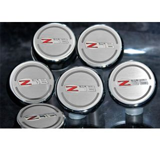 2006-2013 Corvette Z06 Engine Cap Cover Set