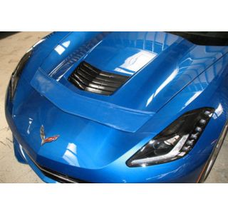 2014-2018 Corvette Speed Lingerie Hood Cover