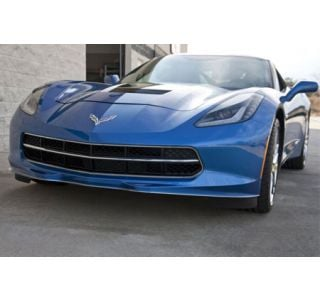 2014-2018 Corvette Stainless Front Grille Trim Ring