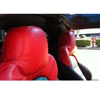12-13 Speed Lingerie Headrest Covers