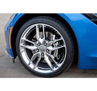 14-18 Stainless Brake Caliper Covers