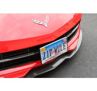 14-18 Removable Front License Plate Mount (Default)