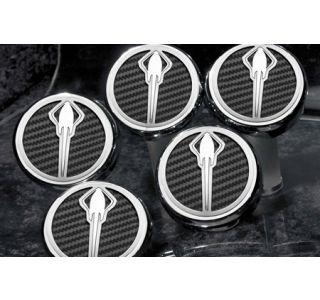 "14-18 w/Auto Engine Cap Covers w/ ""Stingray"" Emblem (5pc) (Accessory Color)"