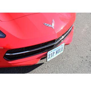 14-18 Show-N-Go Front License Plate Mount (Default)