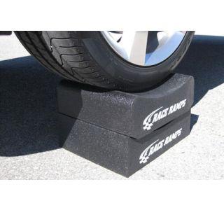 "Race Ramp Adjustable Height 10"" Wheel Cribs (Default)"