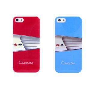 Classic Corvette iPhone 5/5S Hard Case (Accessory Color)