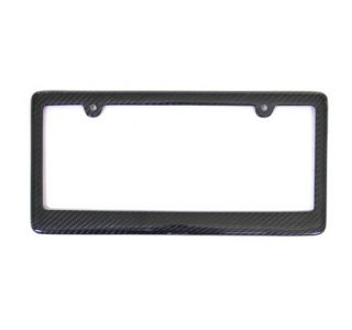 84-18 Carbon Fiber License Plate Frame (Default)