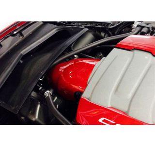 14-18 Painted Throttle Body Cover (Exterior Color)