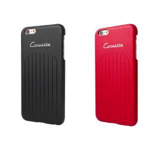 iPhone 6 Plus / 6s Plus Corvette Leather Hard Case (Accessory Color)
