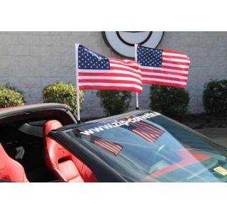 14-18 Coupe Flag Caddie (Default)