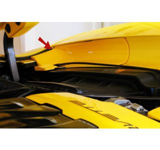 14-18 Inner Fender Covers (Painted) (Accessory Color)