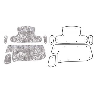 97-04 AcoustiSHIELD Hood Insulation