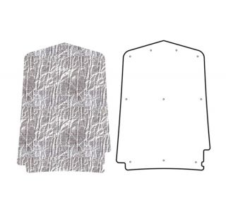 76-82 AcoustiSHIELD Hood Insulation (Smooth)