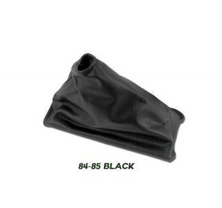 84-85E 4+3 Manual Upper Shifter Boot