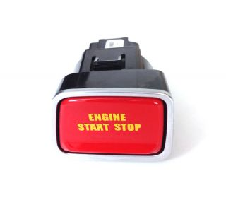"14-18 Painted Start Button w/""Engine Start"" Lettering"