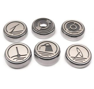 97-04 6spd Executive Series Engine Cap Covers