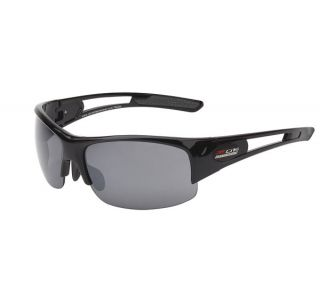 C7 Z06 Corvette Gloss Black Rimless Sunglasses (Rx Capable) (Default)