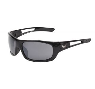 C7 Corvette Gloss Black Full Frame Sunglasses (Rx Capable) (Default)