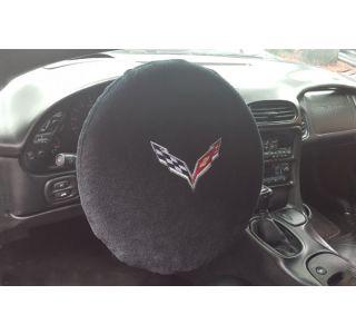 14-18 Steering Wheel Cover