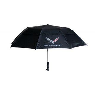 C7 Corvette Golf Umbrella