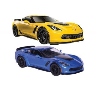 1:24th 2015 Z06 Corvette Die Cast