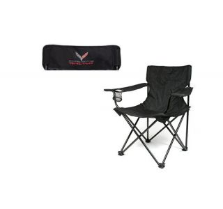 Corvette Racing Travel Chair