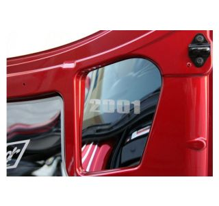 97-04 Polished Stainless Hood Insert Upper Plate
