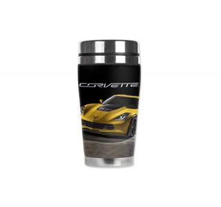 C7 Corvette Z06 Mugzie Travel Mug