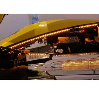 05-13 Stainless Fender Liner Caps (Illuminated)