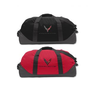 Next Generation Corvette Eddie Bauer Medium Duffel Bag