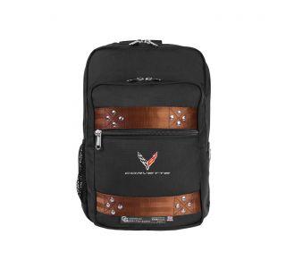 Club Glove TRS Ballistic Executive Backpack