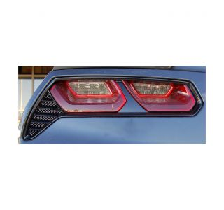 14-19 RaceMesh Tail Light Bezels