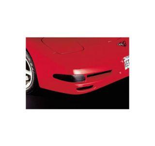 1984-1990 Corvette Front & Rear Vinyl Black-Out Kit
