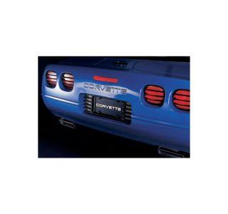1991-1996 Corvette Phantom License Plate Surround