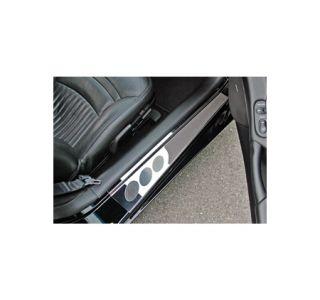 1997-2004 Corvette Altec Custom Sill Covers (Chrome)