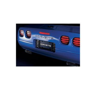 1991-1996 Corvette Phantom Tail Light Grill Set